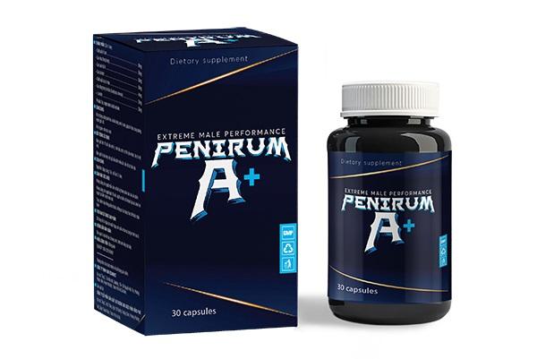 Viên nang Penirum A+ hỗ trợ sinh lý nam